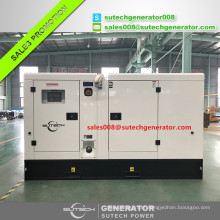 75kva Lovol engine 1004TG electric diesel generator