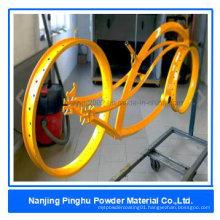 Yellow Epoxy Resin Coating Factory