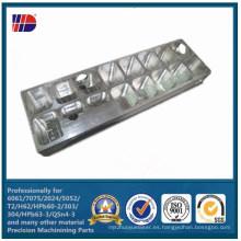 Fresado CNC de precisión anodizado micro mecanizado (WKC-477)