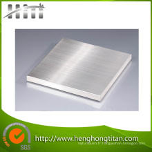 Feuille et plaque d'acier inoxydable d'ASTM