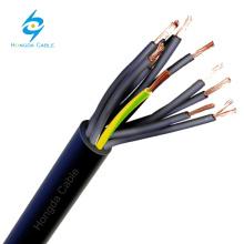 BS5308, EN50288-7, norme NF M87-202 câble d'instrumentation en PVC