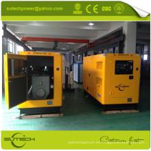 bajo consumo de combustible generador diesel de 60kva accionado por el motor CUMMINS