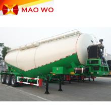 Nouvelle remorque de réservoir de ciment en vrac Transport 45M3