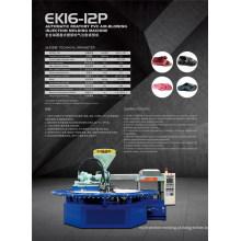 Máquina de molde de sopro da sapata do deslizador do PVC com CE