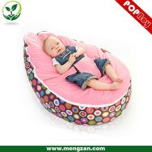 Canapé lit bébé sac en soie