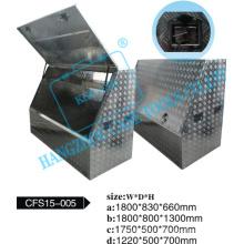 boîte étanche en aluminium de 2016