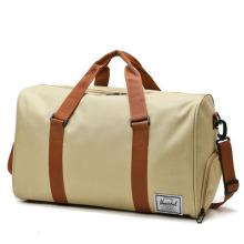New Style Fashion Foldable Men′s Leisure Waterproof Foldable Travel Bag