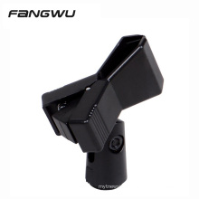 Durable Desk Table Microphone Stand Holder Clamp For Wireless Mics