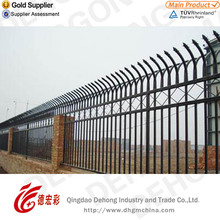 The Latest Security Wrought Iron Fence