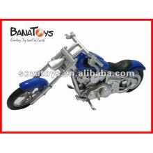 Motocicleta com luz e música liga moto