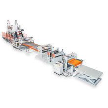 China for PVC WPC Profile Extrusion Line PVC sheet production line supply to Guatemala Exporter