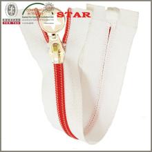 Plastic Pin Box Nylon Zipper (#5)