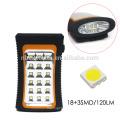 Produits Asia Leader Products Lampe de travail magnétique LED COB Stand Hook Inspection Lampe de poche Lampe de suspension