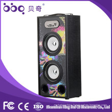 Super bass portable high quality price 18 inch outdoor speaker