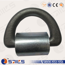 Drop Forged Steel-Made D Ring with Clamp