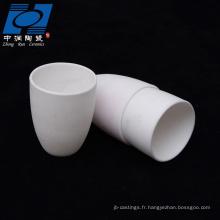 isolation thermique en céramique d'alumine à haute résistance thermique