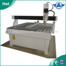 1212 4 axis wood/MDF/ plywood cnc cutting milling machine