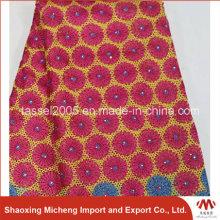 Оптовые мягкие шнурки шнурка шнурка высокого качества Bridal ткань шнурка Guipure для платья