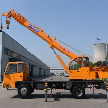 8 Ton Telescopic Mobile Pickup Construction Crane