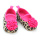 Wholesale New Styles Fancy Leopard Little Baby Dress Shoes