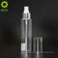 Косметический прозрачный насос бутылка 100 мл спрей форсунки бутылки для фундамента
