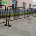 high+quality+flat+feet+powder+coating+control+barrier