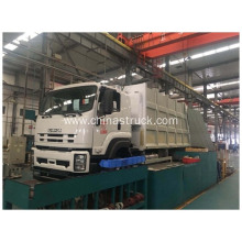 Isuzu 6x4 CE Heavy Duty Trash Trucks
