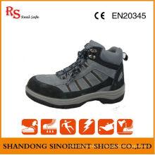 Chaussures de sécurité de style britannique pour les travailleurs, Bottes de sécurité à la mode pour femmes RS018