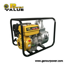 Pompe à eau de moteur à essence de Wp40X 4inch avec le moteur à essence de 177f