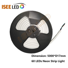 Luz flexível de néon do diodo emissor de luz do tubo da tira 12V