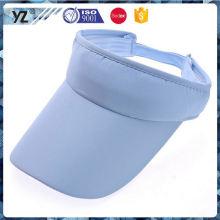 Nuevo producto tapa de visera de sol de algodón de alta calidad hecho en china