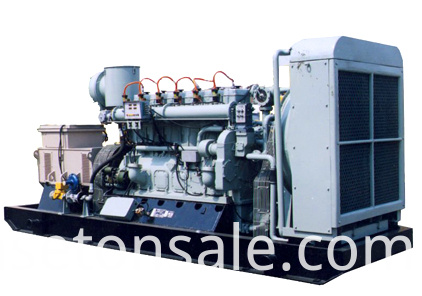 Perkins Powered Gas Generator Sets