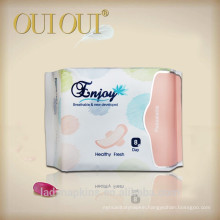 Feminine Hygiene Healthy Winged Women Sanitary Napkin