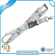 Titular de la tarjeta de identificación de plástico suave Lanyards Promotion Gift