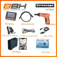 3,5 Zoll batteriebetriebene drahtlose Überwachungskamera im Freien