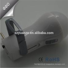 Solar led recarregável lanterna, camping produtos china