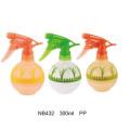 Kunststoff-PP-Trigger-Sprühflasche zur Reinigung von 360ml (NB430)