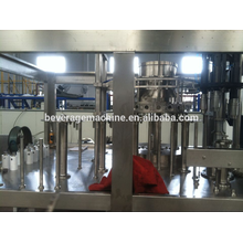 High quality grape juice/hot tea with pulp bottling machine