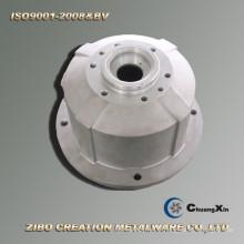 Réducteur Boite de vitesses Boîtier en fonte d'aluminium