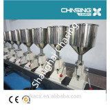 manual liquid soap filling machine