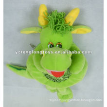 Lovely Cartoon Dragon Child Peluche Sacs