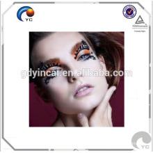 Custom design eyebrow henna Temporary Tattoo Sticker in China factory