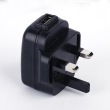 Adaptador de alimentação USB 9V0.6A Plugue do Reino Unido