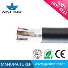 Cable de teléfono de comunicaciones al aire libre de 30 pares