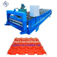 QJ cnc 820 telha vitrificada rolo formando linhas de máquina