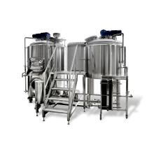 Machine de brassage de bière en acier inoxydable 1000L