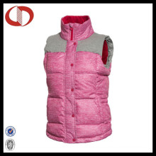 Fashion Outer Wear Warm Clothing Women Waistcoat