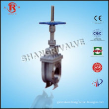 Fixed Flat Gate Valve Components