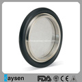 KF ISO Centering Ring with Screen SS304
