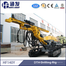 Machine de forage Hf140y Air DTH à vendre